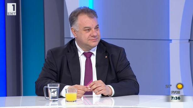 Мирослав Ненков: Няма да има срив в работата на системите за бърза помощ