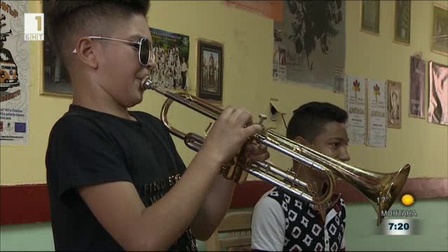 Денят на оркестъра: Карандила джуниър