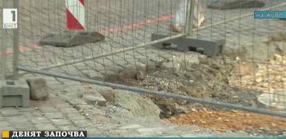 Бул.Прага - с паваж или с асфалт?