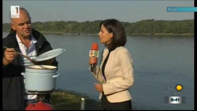 Дунавска рибена чорба