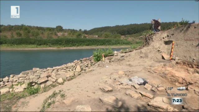 Антично селище в язовир Тича - загадка за археолозите