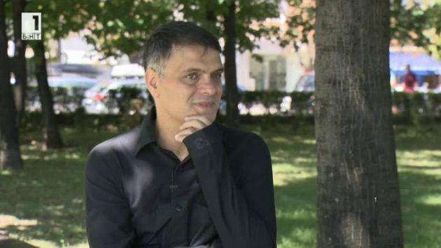 Васко Василев: Аз съм щастлив човек