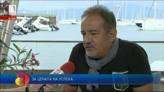 Новите филми на Стефан Командарев