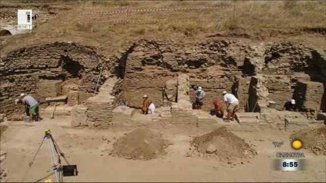 Пътуване в миналото: Хераклея Синтика - античният град до Петрич