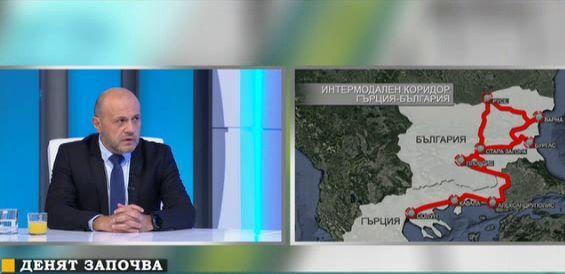 Томислав Дончев: Трябва да интезифицираме сътрудничеството с нашите съседи