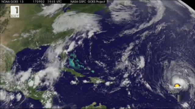 В очакване на урагана Ирма