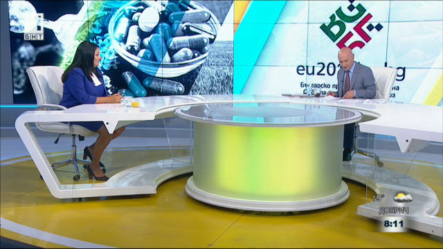 Лиляна Павлова:Дебатите за приоритетите на председателството са на 21.09 и 23.10