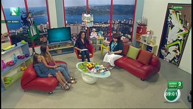 Добро утро с БНТ2, излъчванe от Варна – 20.09.2017г.