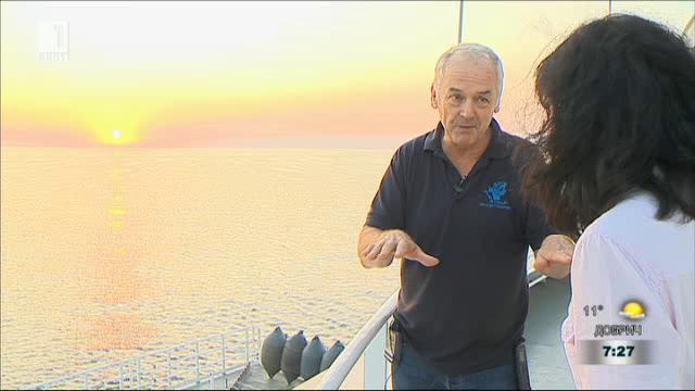 Имало ли е потоп в Черно море? Международна експедиция търси отговора