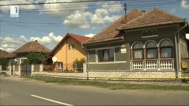 Как изглеждат селата в Трансилвания