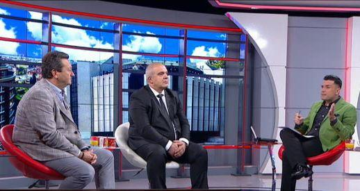 Маноил Манев и Таско Ерменков в спор за сагата с избор на самолети