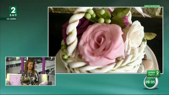 Как се прави бутикова торта и сладки за различни празнични поводи
