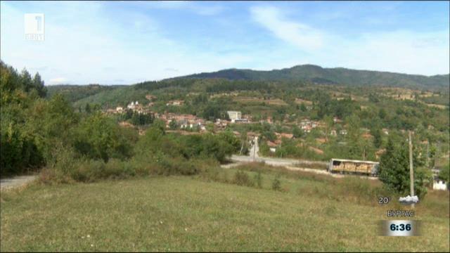 Беброво – пусто балканско село, пълно със спомени за живот