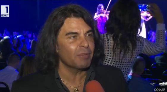 Паоло Ди Пофи - личният коафьор на Моника Белучи