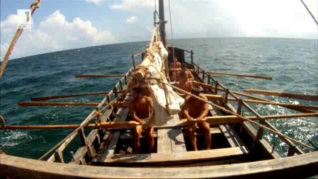 Траките - конен народ и добри мореплаватели