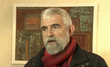 След Париж - изложба на Роберт Цанев в галерия Арт алея