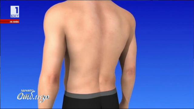 Гръбнакът отблизо – авангардни методи за спинална рехабилитация