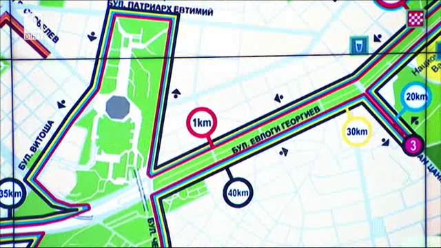 Софийският маратон за 34-и път - участвайте в бягането