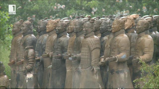 Теракотената армия на безсмъртния император