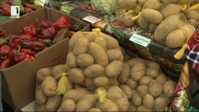 Разговор за фермерските пазари в София