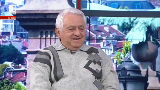 Огнян Гаврилов за метеорологията и ефира