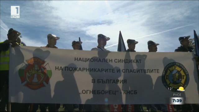 Гл.комисар Николов: Съкращения на пожарникари няма да има