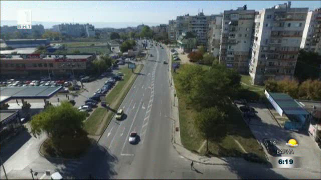 Започва мащабна реконструкция на бул. В. Левски във Варна
