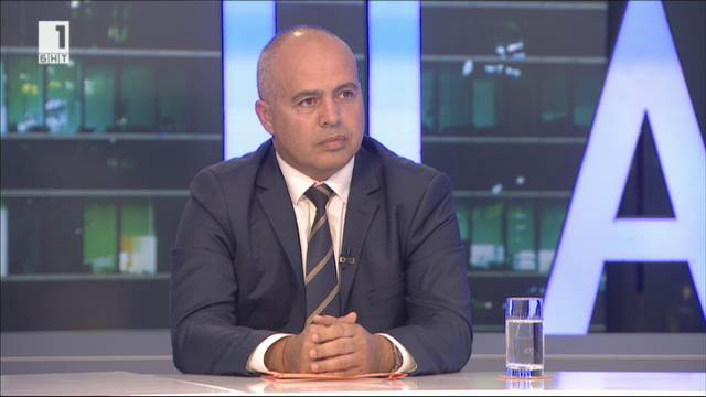 БСП и скандалите. Депутатът Георги Свиленски