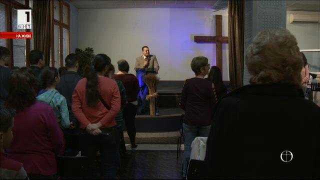 Добрият пастир: Пастор Тони Еленков