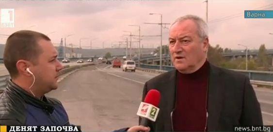 Ремонтът на Аспаруховия мост - без краен срок