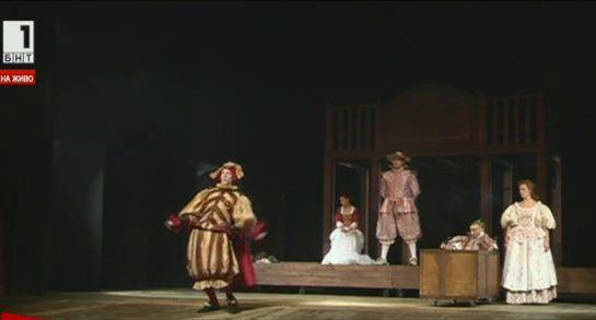 Комичната илюзия във Варненския драматичен театър