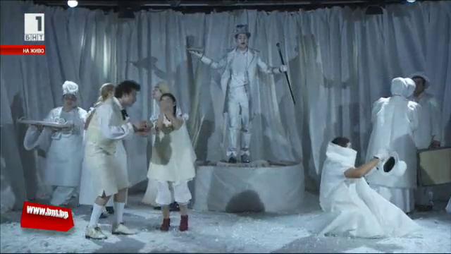 Снежната кралица в Сатиричния театър