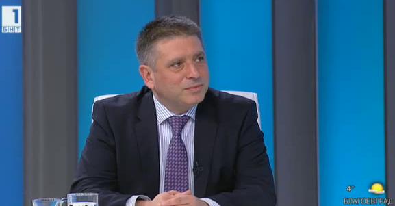 Антикорупция в действие - говори Данаил Кирилов