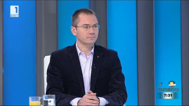 Джамбазки: Изходът от кризата в Каталуния е в подкрепата на националните държави