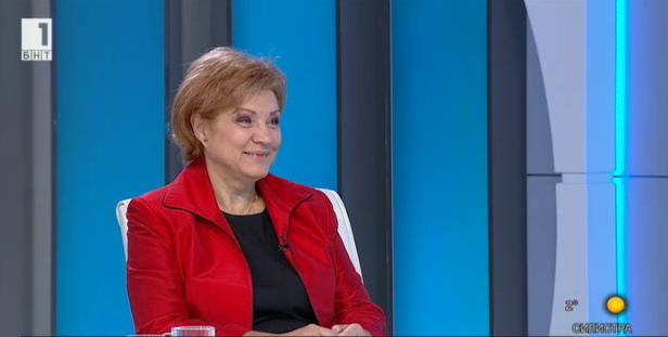 Менда Стоянова: Ръстът в икономиката да е от сектори с висока добавена стойност