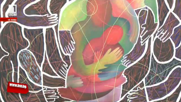 """Несамостоятелна изложба на Моника Попова и Иван Кулеков """"1+1 = 1+1"""" в СБХ"""