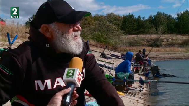Риболовен турнир Чевермето на Дядо Мраз