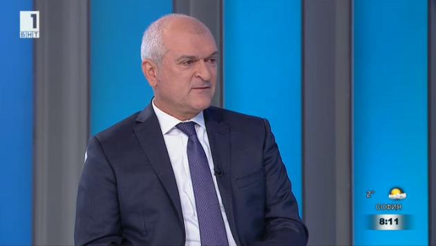 Главчев: Смяната на министри не е обвързана със стабилността на правителството