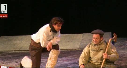 Премиерно представление на Палежи и грабежи