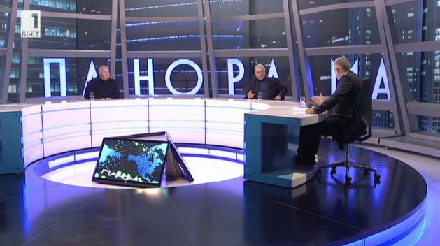 Българската политика на 10 ноември – Харалан Александров и Росен Карадимов