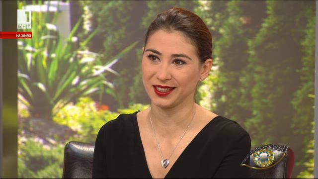 Анна Ангелова за журналистиката и номинацията Жена на годината