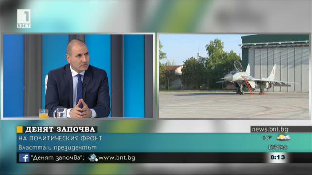 Цветан Цветанов: Правят се много усилия, за да се борим с корупцията