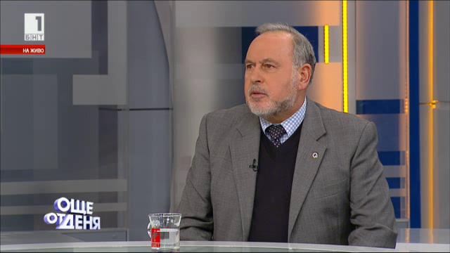 Славчо Велков: Недопустимо е с обикновена стълба да се преодолява оградата