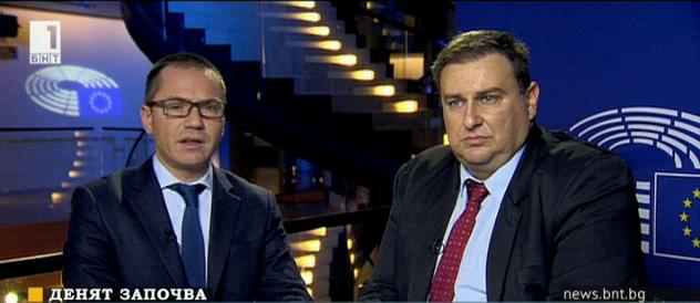 Прочит на доклада на ЕК за България от наши депутати в Страсбург