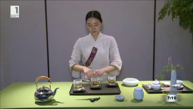 Силата на чая