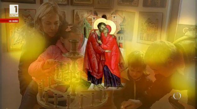 Посланията на празника Въведение Богородично
