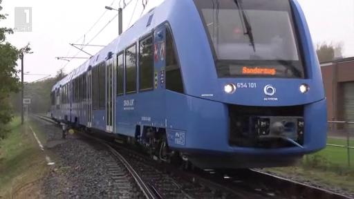 Водородни влакове