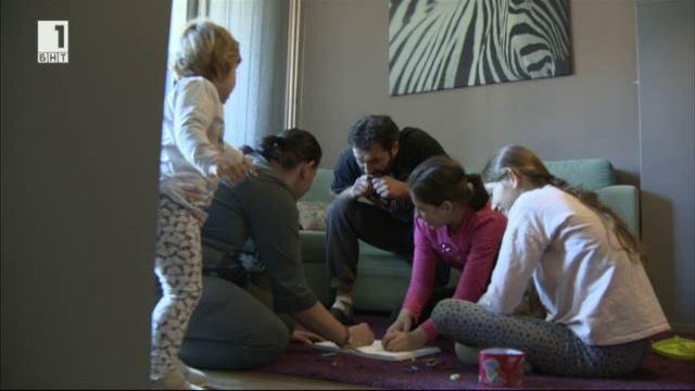 Историята на едно средно-статистическо младо българско семейство