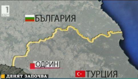 Трима българи задържани в Одрин