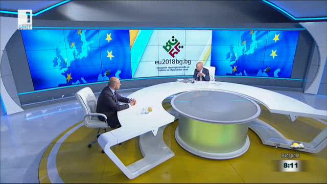 Томислав Дончев: По време на председателството се очаква да бъдем лидер